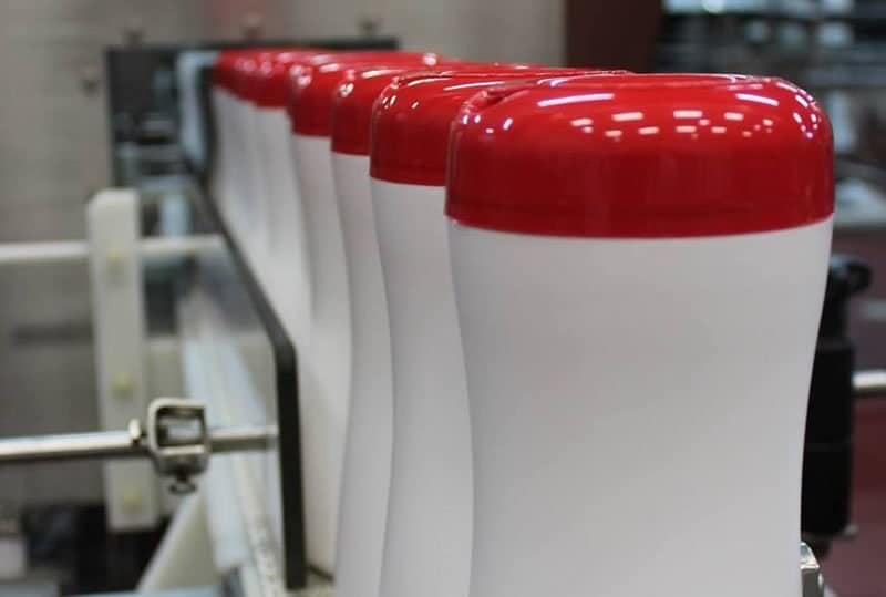 Liquid Food Copacking Services - Cups