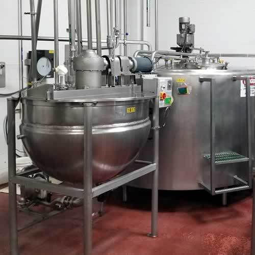 Food Manufacturing Services