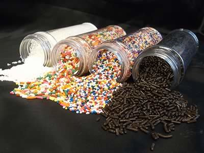 Confectionery Production - Sprinkles