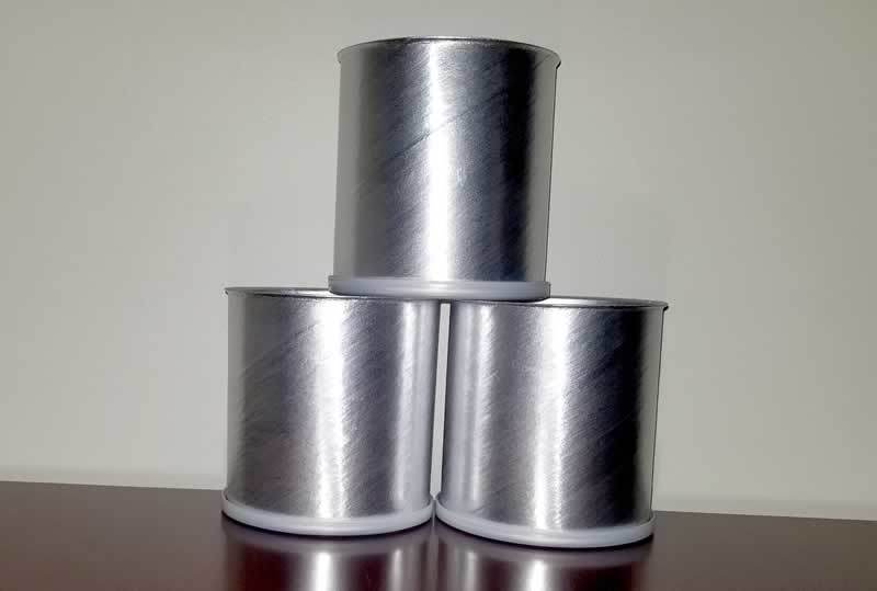 Dry Food Copacking - Composite Canisters